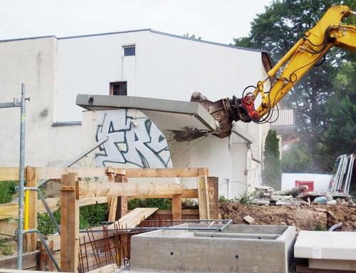 """Zircon 1 und 4 """"Dietzgen- und Homeyerstraße"""" – Rohbau schreitet weiter voran"""