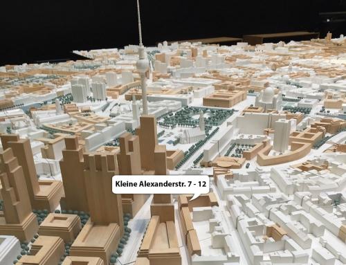 """Zircon Invest """"Zircon 3, Kleine Alexanderstraße"""": Was lange währt, wird endlich gut – Senatsvereinbarung unterschrieben – Bauantrag voll im Prozess"""